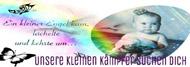 Unsere kleinen Kämpfer suchen Dich Homepage